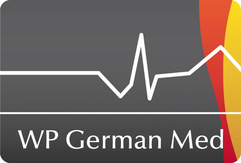 "Логотип компании ""WP German Med AG"""